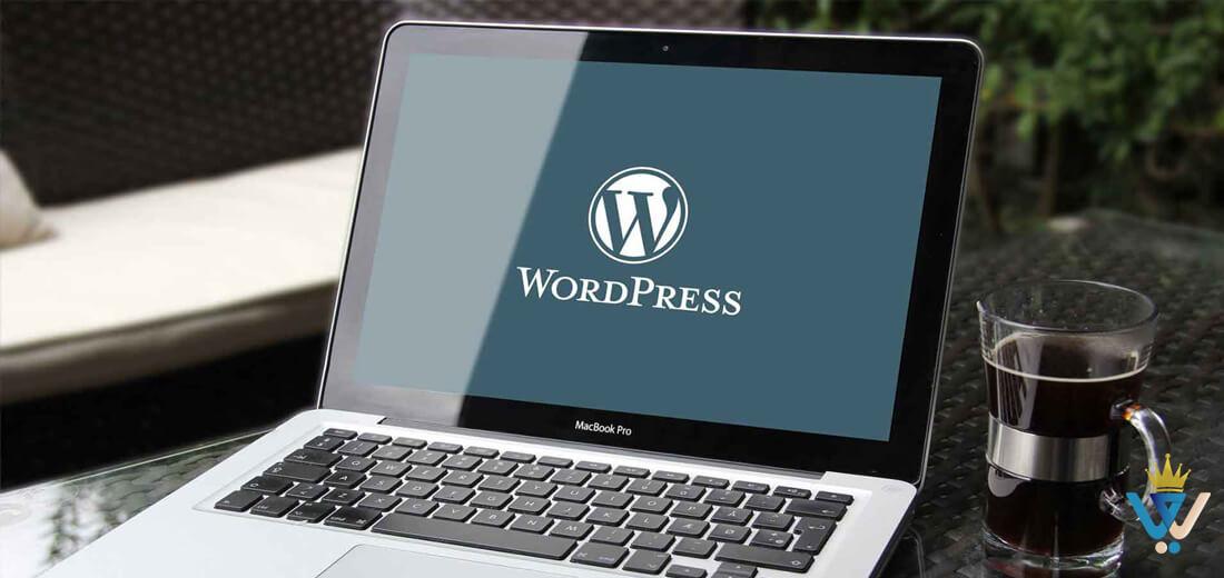 طراحی سایت وردپرس 3