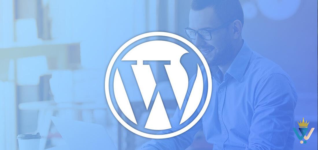 طراحی سایت وردپرس 4