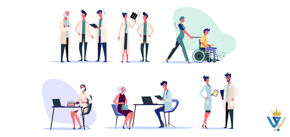 طراحی سایت پزشکی 11