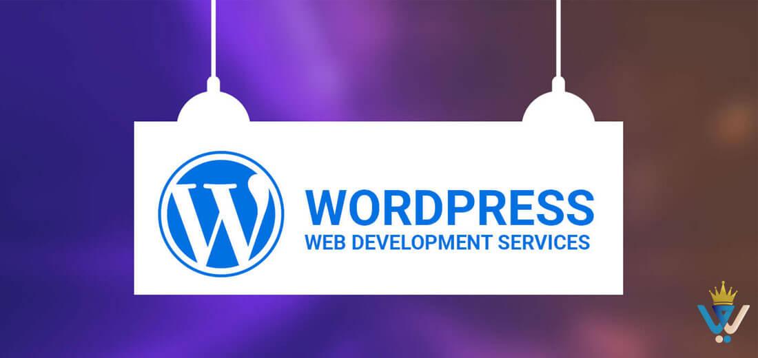 طراحی سایت وردپرس 104