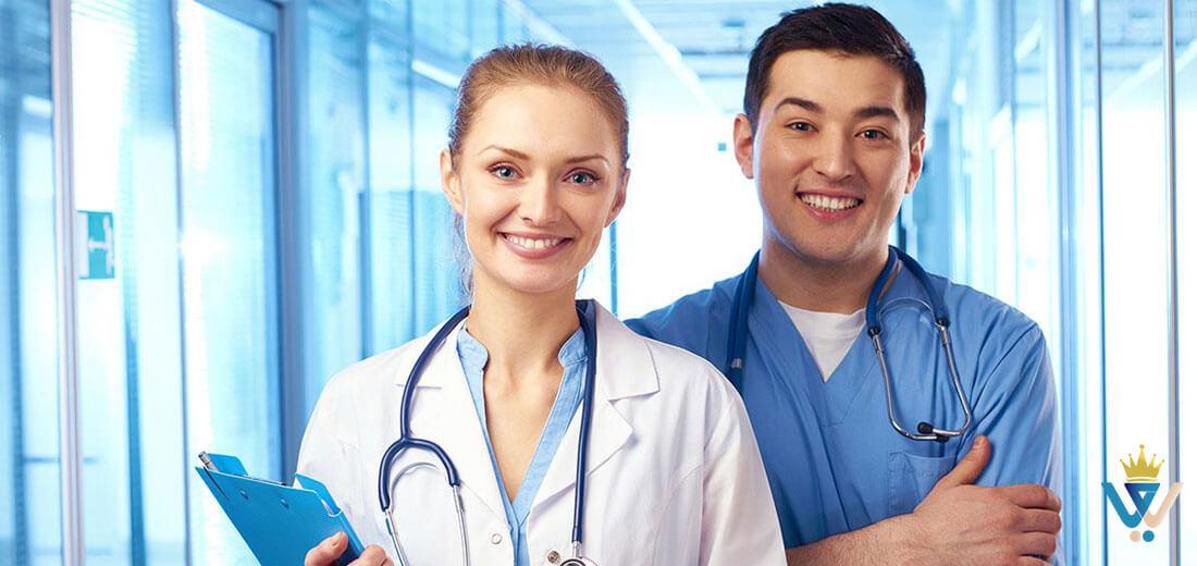 طراحی سایت پزشکی100