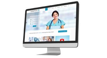 طراحی سایت پزشکی 9918